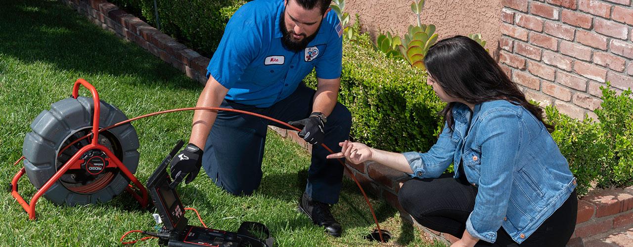 Drain Cleaning in Scottsdale, AZ