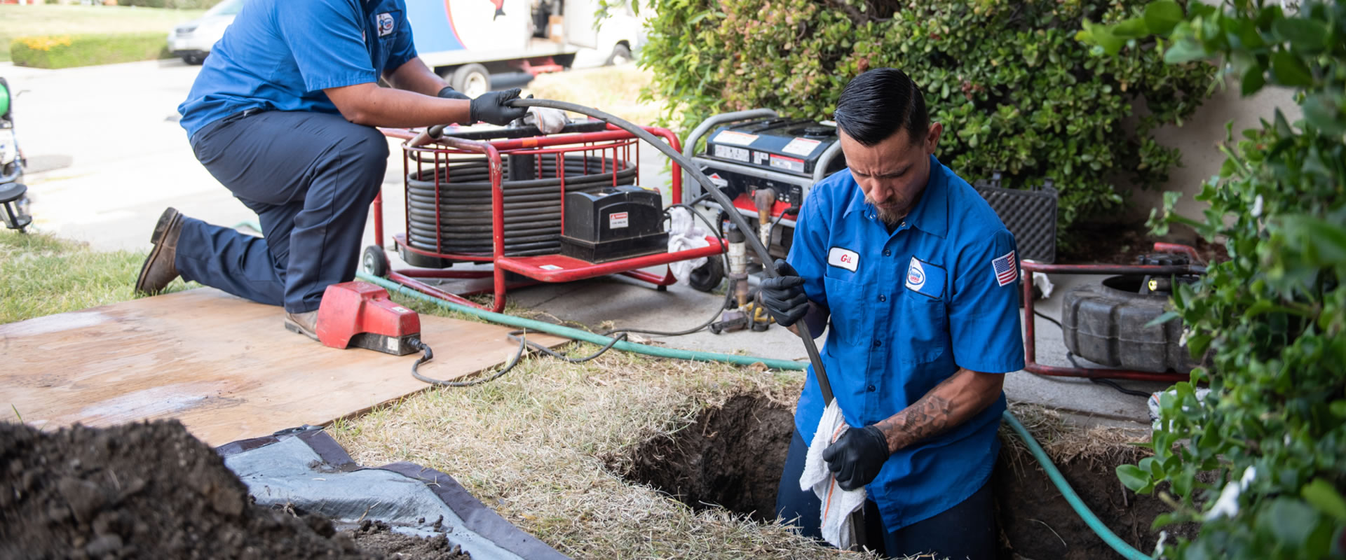 Trenchless Sewer Repair in Sun City, AZ