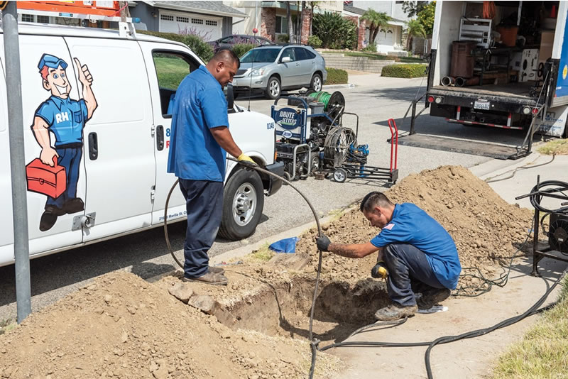 Trenchless Sewer Repair in Avondale, AZ
