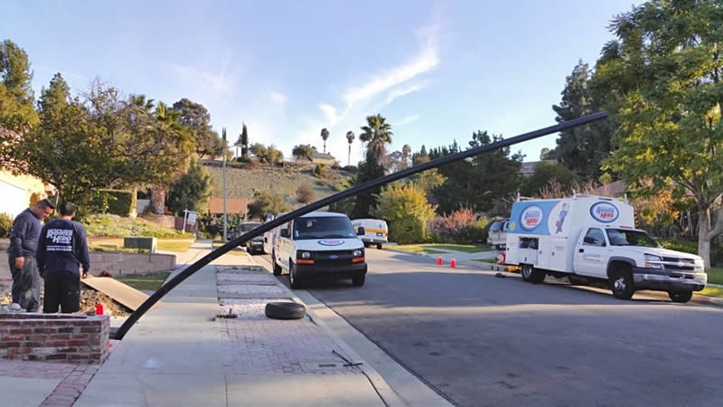 Trenchless Sewer Repair in Cave Creek, AZ