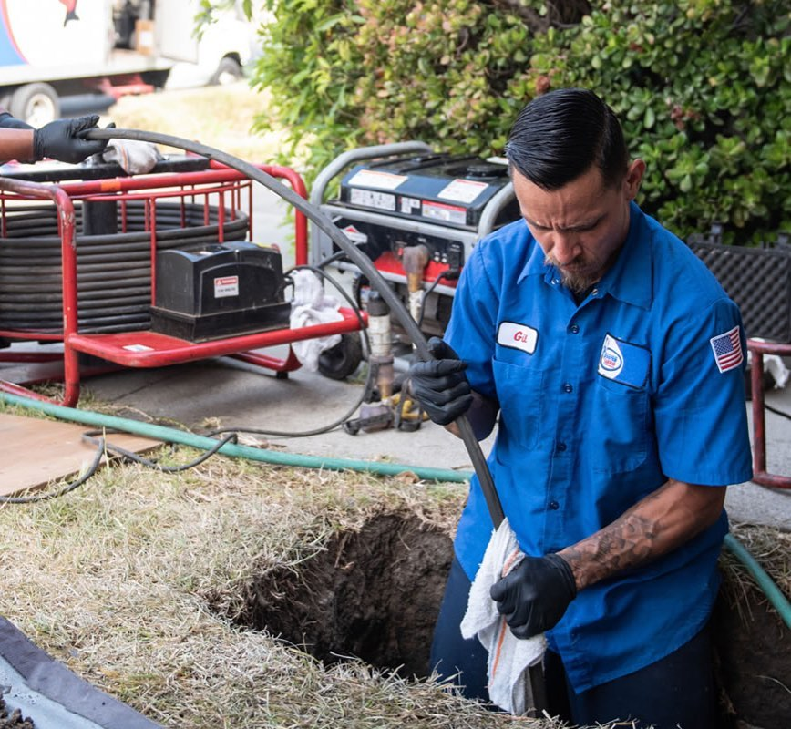 Trenchless Sewer Repair in Sun City West, AZ