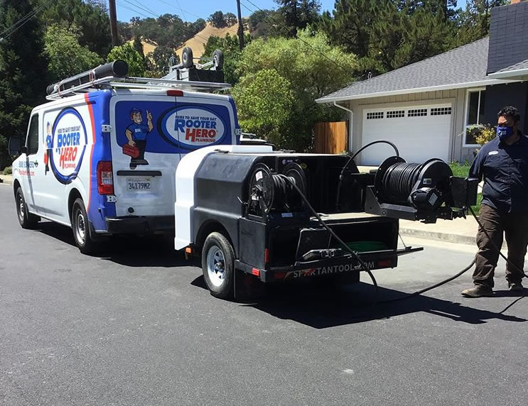Trenchless Sewer Repair in Gilbert, AZ