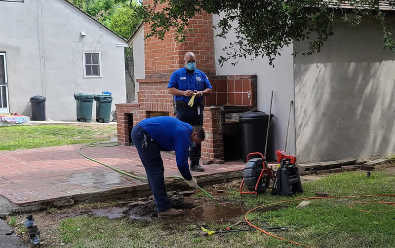 Trenchless Sewer Repair in Glendale, AZ